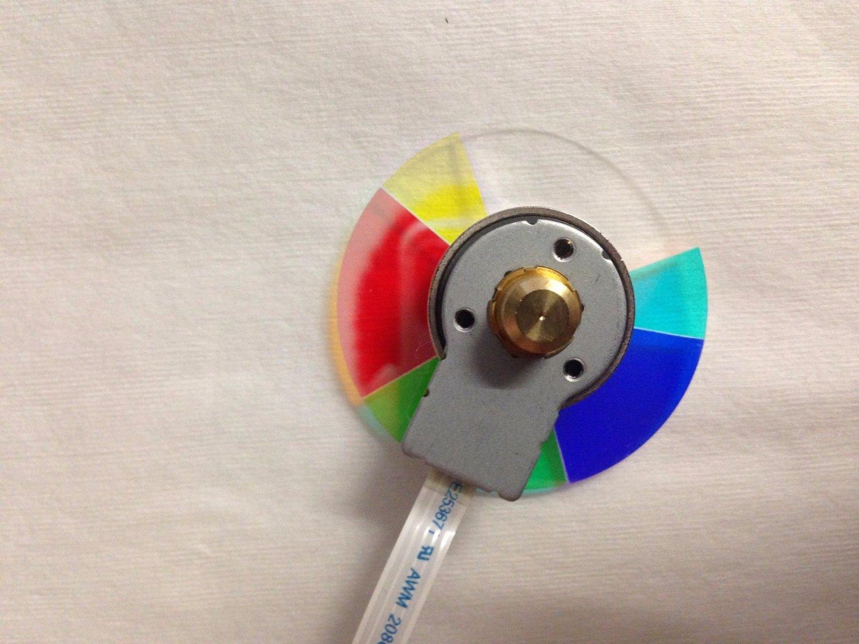 New BENQ MW621ST MX620ST TX8307ST Projector Color Wheel
