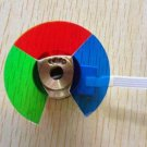 New Infocus LP650 Projector Color Wheel 4 Segment 54mm/55mm