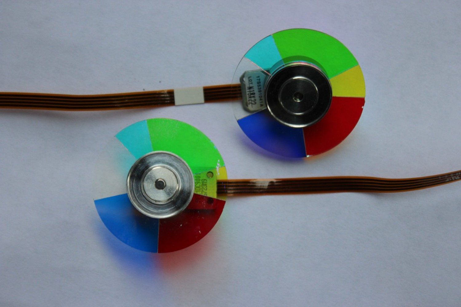 New Toshiba DT3603 Projector Color Wheel