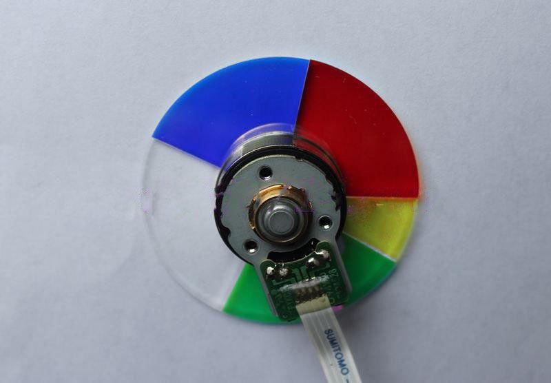 New Vivitek D935VX D326WX D326MX  Projector Color Wheel
