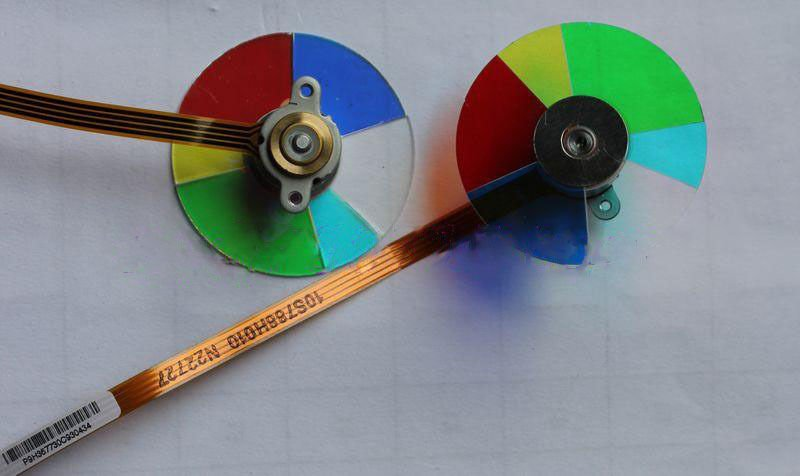 New Optoma TX550 OPX3040 OPX3540 Projector Color Wheel