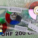 New OPTOMA EP719X Projector Color Wheel