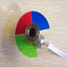 New For Acer PD725 Projector Color Wheel