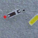 LATWT280MBLZH CS41P LG 3V 0.2W 4014 22LM cold white LED Lamp 50pcs/lot
