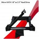 "42W7888 For Lenovo Micro SATA 1.8""to2.5"" Hard Drive SSD-SATA Converter Adapter-c"