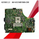 60-N3CMB1500-C09 For Asus K53SD rev.2.3 Motherboard USB2.0 HM65 DDR3 Mainboard-c