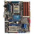 Asus P6T SE desktop  motherboard Intel X58 LGA 1366 DDR3 eSATA support core i7
