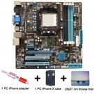 For Asus M4A78LT-M/CM1730/DP-MB Motherboard SocketAM3 AMD 780L chipset with gift