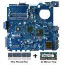 Asus X43B K43B PBL50 LA-7321P motherboard 60-N5CMB1700-A01 AMD E450 Cpu &gifts