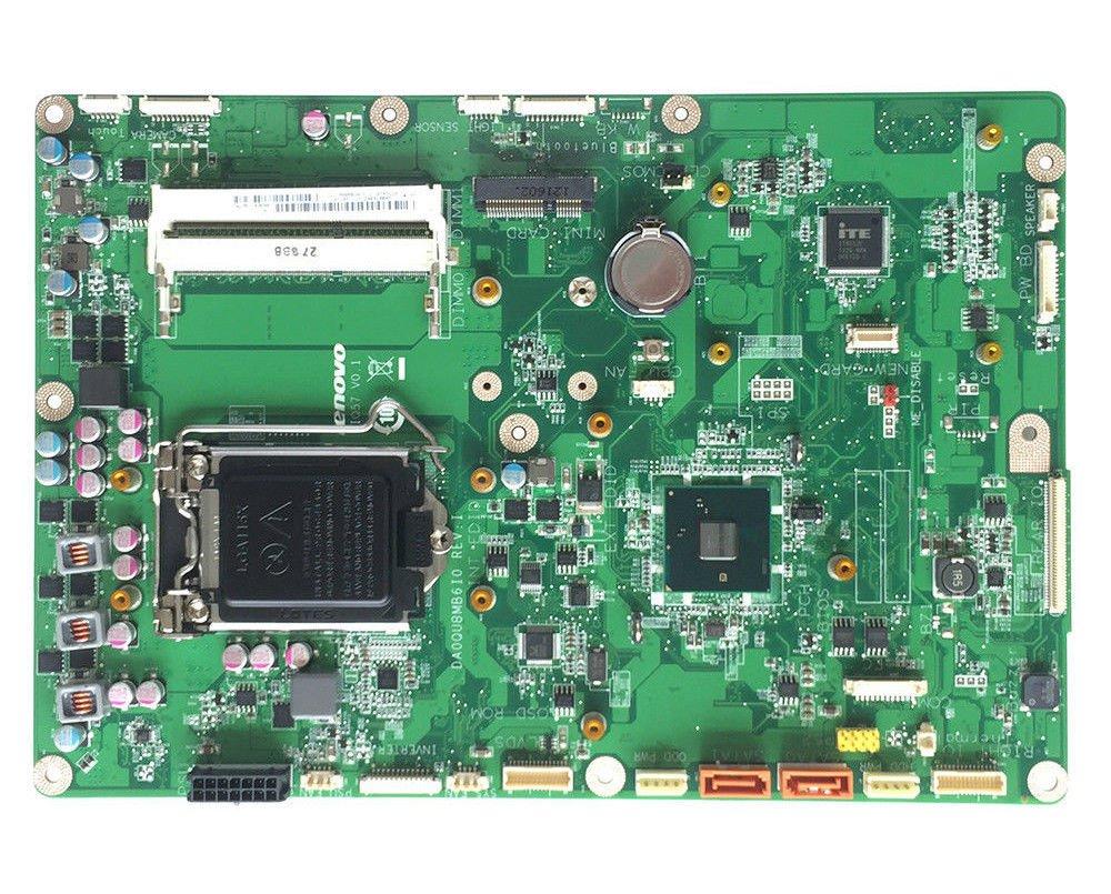 03T6428 For Lenovo ThinkCentre M90z IQ57 V0.1 Motherboard DA0QU8MB6I0 DDR3 WH