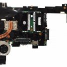 For Lenovo Thinkpad X220T motherboard 04W3280 with Corei7 CPU QM67 mainboard