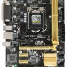 For ASUS H81M-C REV.1.02 motherboard LGA 1150 Intel H81 SATA 6Gb/s support i7 WH