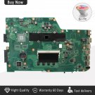 For ASUS X751MD X751MA K751MA REV2.0 Laptop Motherboard N3540U 4GB RAM with Gift