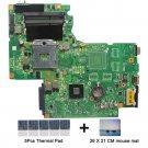 For Lenovo G700 rev.2.1 BAMBI motherboard Intel SLJ8E DDR3 PGA988B with gift