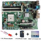 HP Desktop Compaq Pro 6305 AMD motherboard 703596-001 703596-501 DDR3 with gift