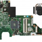 For HP 630 CQ57 CQ43 HM65 Motherboard 646671-001 Intel HDMI DDR3 with CPU fan WH