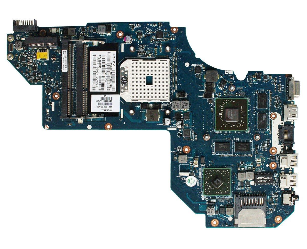 For HP ENVY M6 M6-1000 Motherboard QCL51 LA-8712P 702177-501 DDR3 SOCKET FS1
