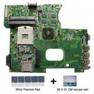 For Asus K42JR rev.2.0 Motherboard HM55 with thermal Pad and 26X21CM mouse mat