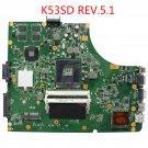 RU STOCK Asus K53SD rev.5.1 motherboard GT 610M/2G s989 USB3.0 60-N3EMB1300-D27