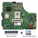 For Asus K53SV REV.2.3 motherboard HM65 with thermal Pad and 26X21CM mouse mat