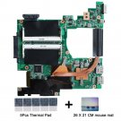 For Asus Eee PC 1201N REV.2.2 motherboard 08G2001NC22Q N270 CPU with gift WH