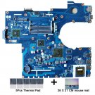 For Asus X73B K73B K73BY PBL70 LA-7323P motherboard AMD E450 Cpu with gift WH