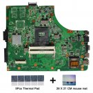 For K53SD rev.2.3 HM65 Motherboard with thermal Pad and 26X21CM mouse mat