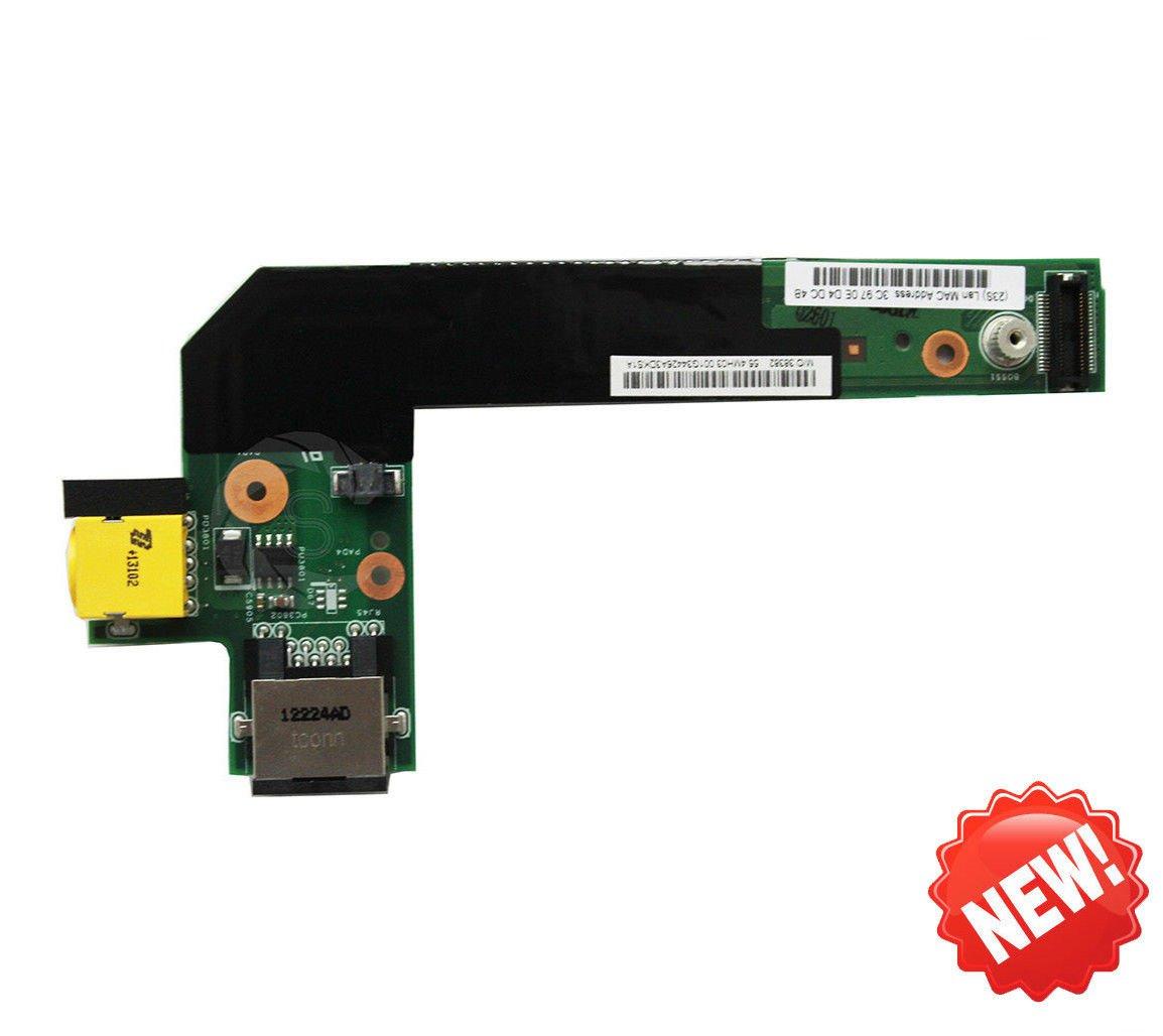 New Lenovo ThinkPad E420 E425 E520 E525 DC-in Sub Jack LAN Power Board 04W2083-c