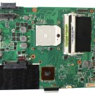 For Asus K52N REV.2.1 AMD laptop Motherboard DDR3 SOCKET S1 60-NZSMB1000-A05