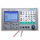 4 axis CNC Controller,50KHZ CNC 4 Axis SMC4-4-16A16B offline CNC controller