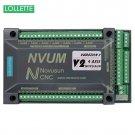 NVUM 4 Axis CNC Controller MACH3 Board USB Interface Board Card 200KHz