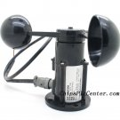 Wind speed sensor signal output 4-20mA, current wind sensor