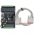 CF2N 15MR programmable logic controller 8 input 7 relay output plc controller