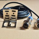 1pair M18 laser photoelectric sensor optoelectronic switch NPN or PNP DC10-30V