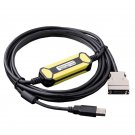 CQM1-CIF02 USB-CIF02 PLC COMMUNICATION 3.3M CABLE, FREE SHIP