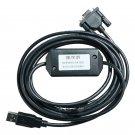 USB PLC Programming Cable For Allen Bradley USB-1747-CP3 SLC 5/03-5/04-5/05