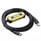 for Mitsubishi lot USB-SC09-FX PLC Programming Cable MELSEC SC-09 sc09 fx FX1S