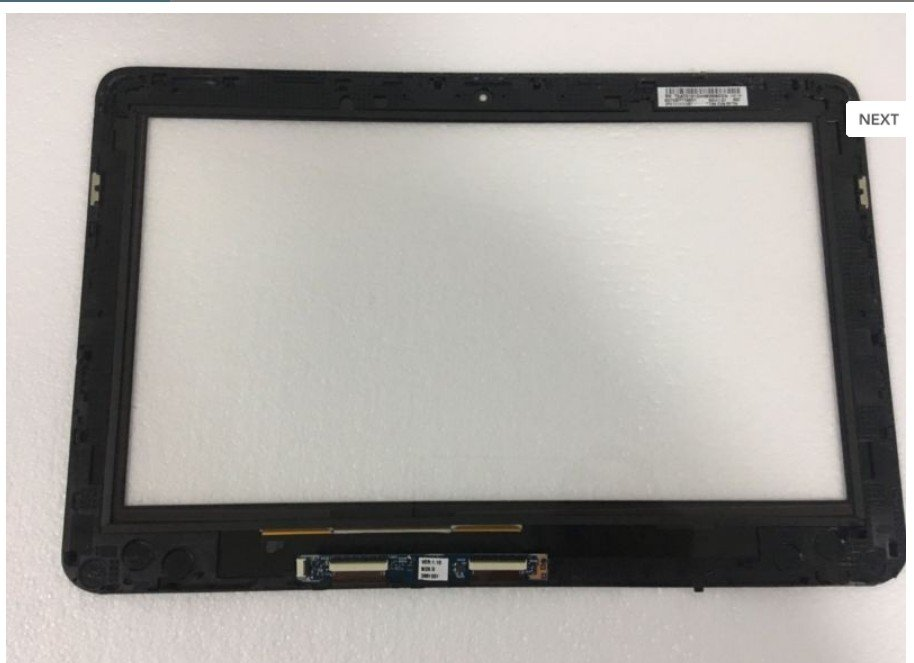 Replacement for HP ProBook x360 11 G1 EE Touch Screen glass Digitizer Assembly