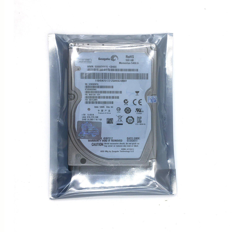 "Seagate Momentus 500GB Internal 5400RPM 2.5"" ST9500325AS Laptop Hard Disk Drive"