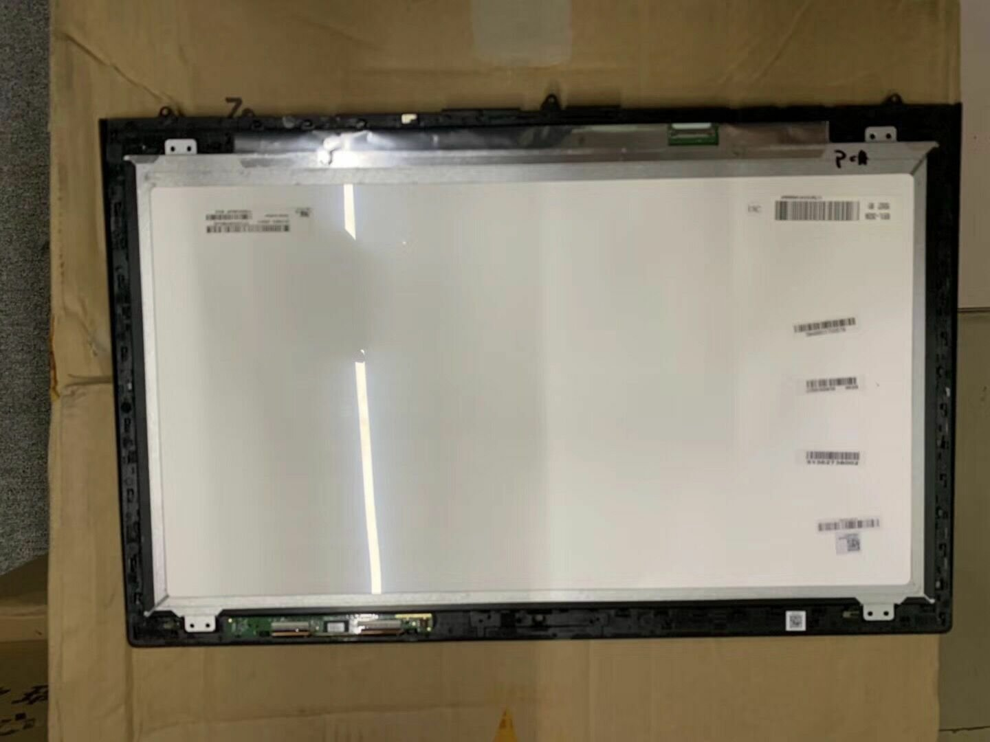 """17.3""""LED LCD Touch Screen Digitizer Assembly LP173WF4-SPF1 for Lenovo Y70-70 FHD"""