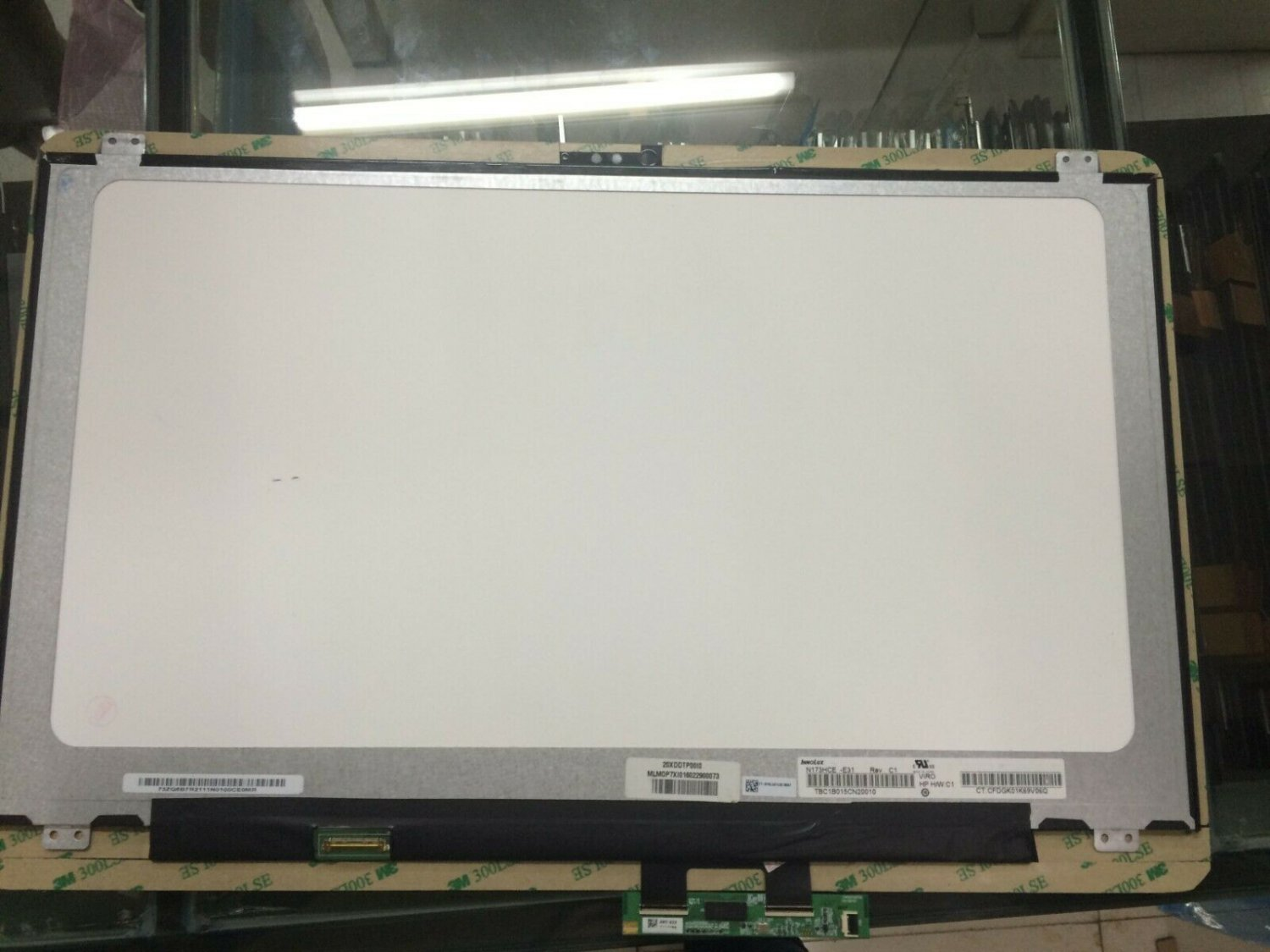 "17.3""LCD LED Touch screen Digitizer assembly FOR Dell Inspiron 17 7778 1920X1080"
