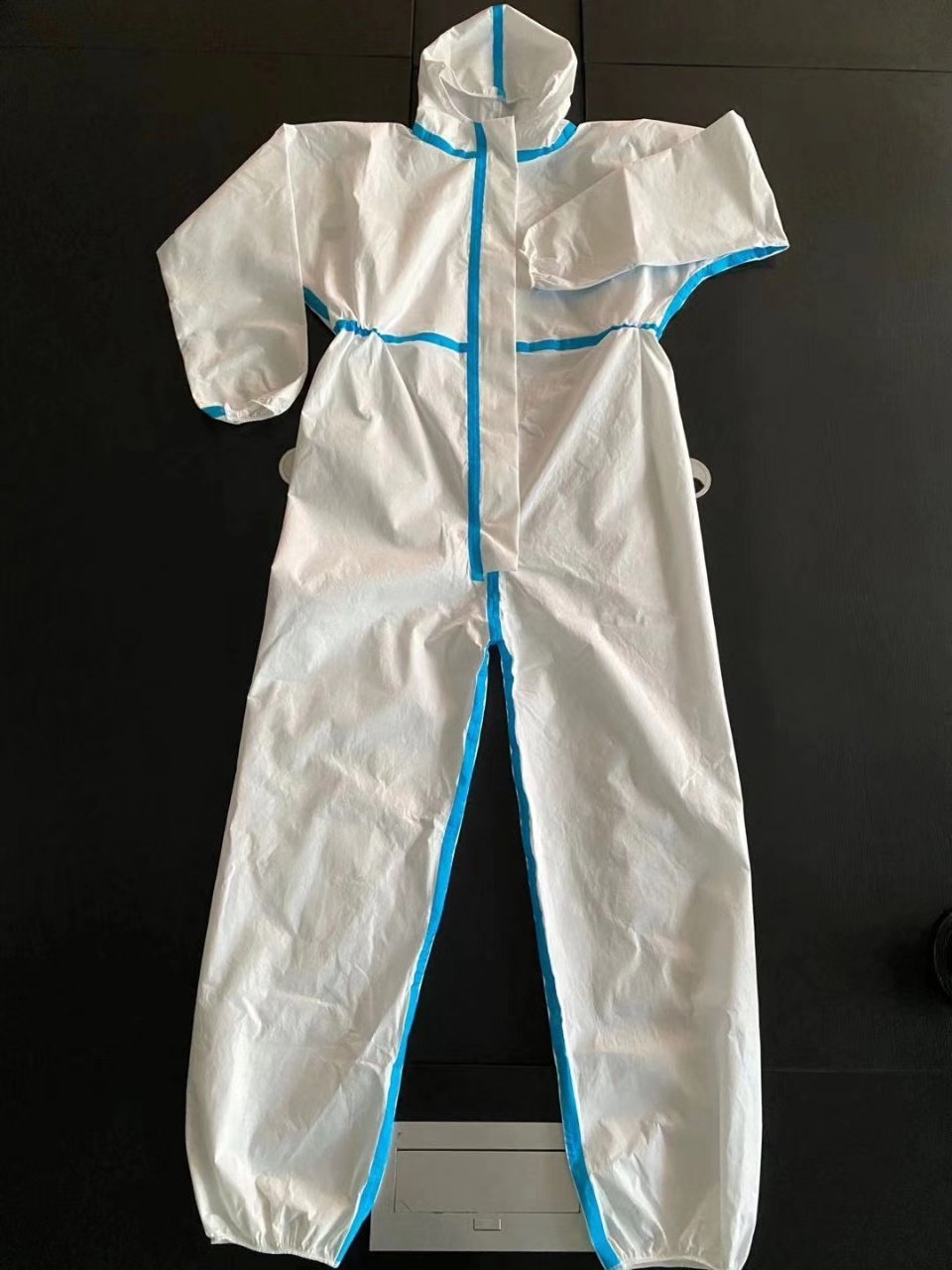 Medical disposable sterile protective gown clothing