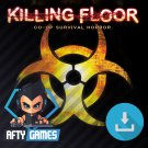 Killing Floor - PC Game - Steam Download Code - Global CD Key