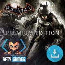 Batman Arkham Knight Premium Edition - PC Game - Steam Download Code - Global CD Key