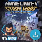 Minecraft Story Mode Telltale Series - PC & MAC Game - Steam Download Code - Global CD Key