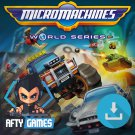 Micro Machines World Series - PC & MAC Game - Steam Download Code - Global CD Key
