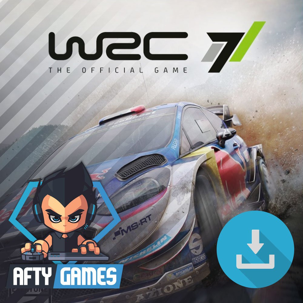 WRC 7 FIA World Rally Championship - PC Game - Steam Download Code - Global CD Key