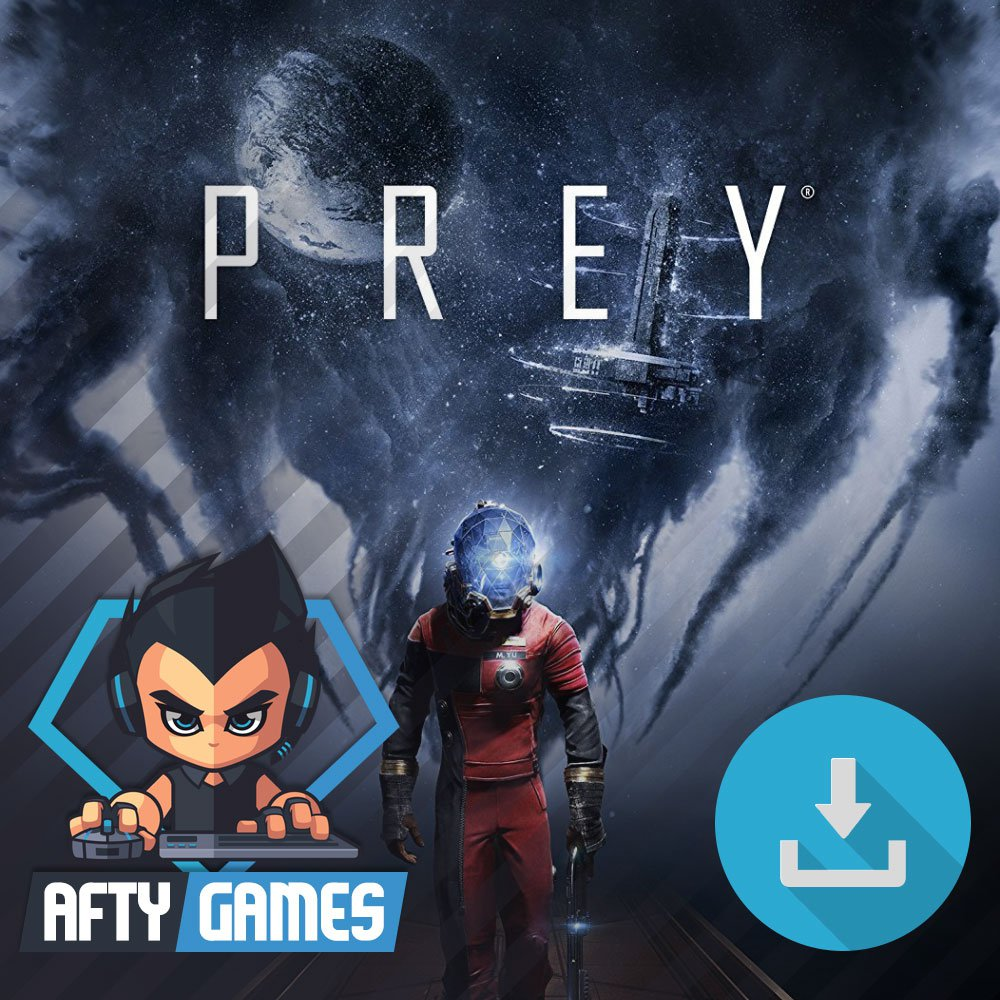 Prey (2017) - PC Game - Steam Download Code - Global CD Key