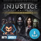 Injustice Gods Among Us Ultimate Edition - PC Game - Steam Download Code - Global CD Key
