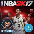 NBA 2K17 [UK & EU] - PC Game - Steam Download Code - CD Key